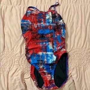 Swim Team bathing suit
